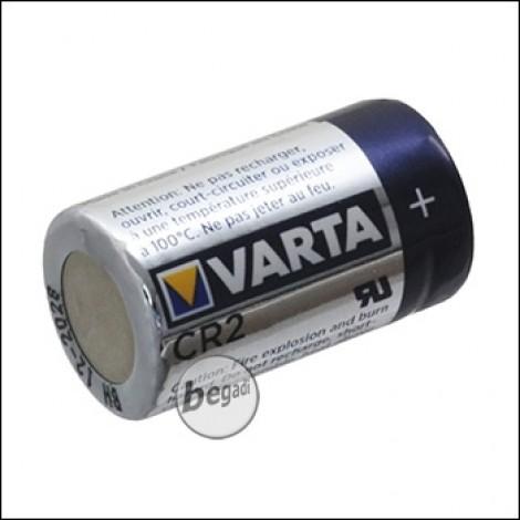 VARTA CR2 Batterie (Lithium, 3.0V)