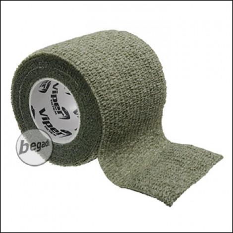 VIPER Tacwrap Tape / universelles Textilband -olive-