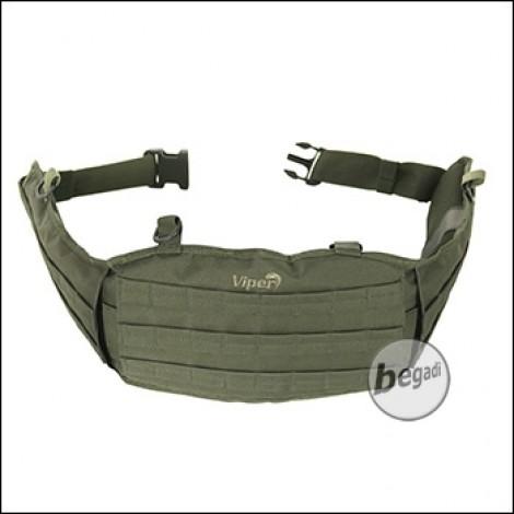 VIPER Elite Battle Belt / Waistbelt bis 130cm - olive