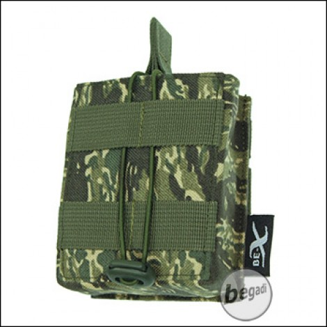 BE-X Open Mag Pouch, single, für HK417 - rooikat