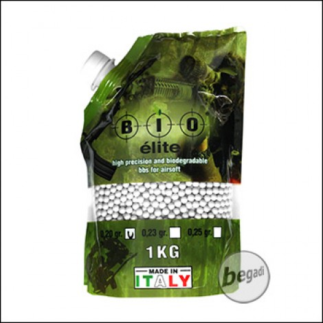 5.000 BIO ELITE High Precision BIO BBs 6mm 0,20g -hell-