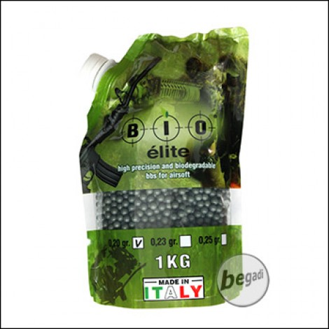5.000 BIO ELITE High Precision BIO BBs 6mm 0,20g -olive-