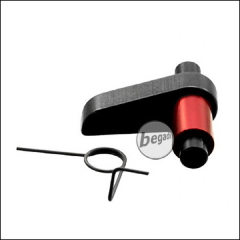 Lonex Reinforced Anti Reversal Latch für V2 / V3 Gearbox (rot)