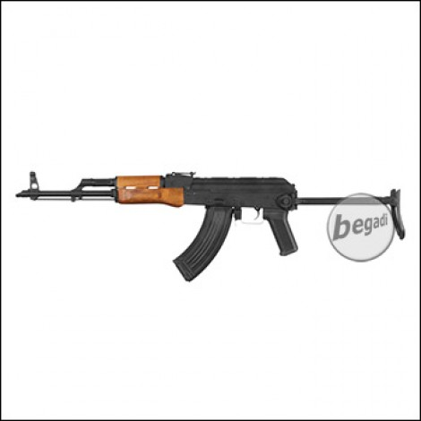 "Begadi AK Sport ""AKMS"" -Gen.2- S-AEG mit Klappschaft (frei ab 18 J.)"