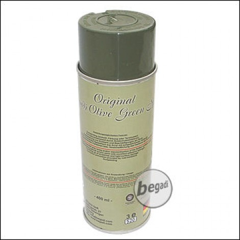 Original Begadi Olive-Green Spray 400ml