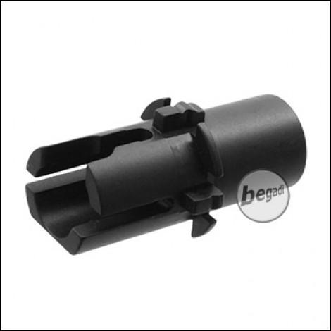 Z Parts Outer Barrel Adapter für Marui AEG zu WA GBB [Z-KIT-003]