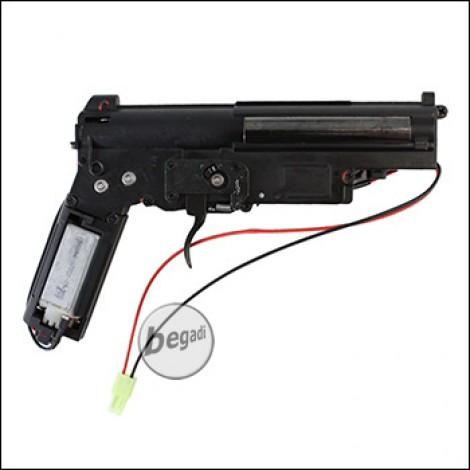 CYMA SVD T3 AEG Metall Gearbox mit Motor [semi only] (frei ab 18 J.)