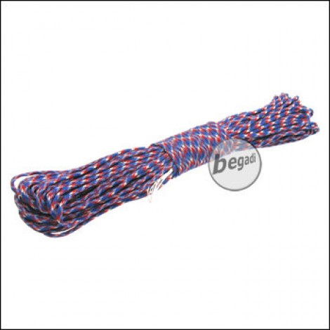 "BE-X Paracord ""USA"", 550lbs, 30m"