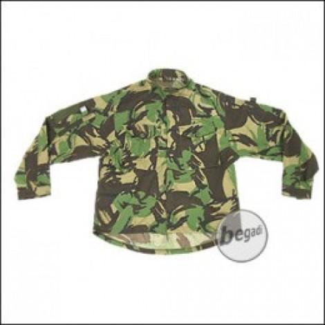 BE-X Basic Combat Jacke, Woodland DPM