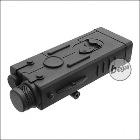 Begadi MP5 Batteriebox - groß