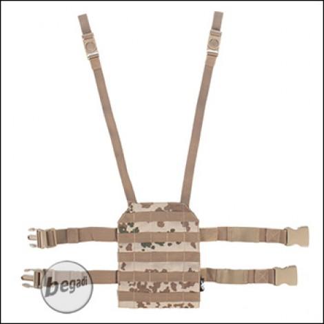 BE-X Modulare Beinplatte - BW tropentarn