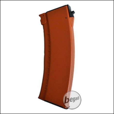 Begadi AK74 Midcap Magazin (150 BBs) -orange-
