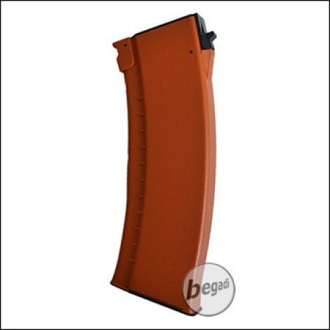 Begadi AK74 Midcap Magazin (150 BBs) -orange-