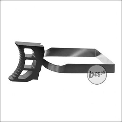 Begadi Custom Trigger #3 inkl. Trigger Bar, für Hi-Capa/1911 -schwarz-