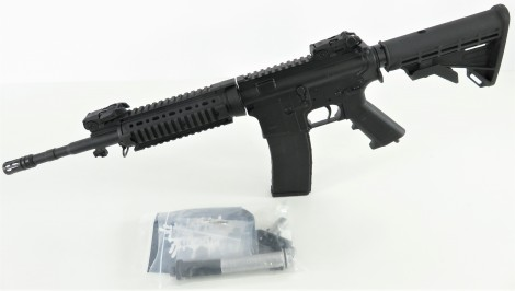 Tippmann M4 Carbine CO2 / HPA Version (frei ab 18 J.) +PimpMyTippy Hammer + HopUp Tuning