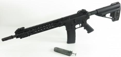 "VFC VR-16 Carbine GBB ""Begadi Upgrade"" Version, schwarz (frei ab 18 J.)"