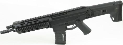 A&K MSK CQB S-AEG, kurz -schwarz- (frei ab 18 J.)