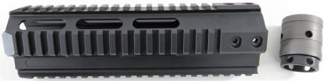 ICS MK3 Handguard, 218mm -schwarz- [MA-260]