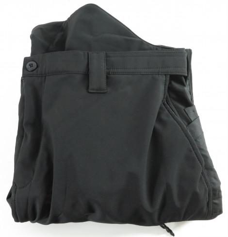 BE-X Softshellhose, mit Fleecefutter, schwarz 3XL