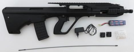 GSG / JG AUG A3 S-AEG inkl. leichtem Tuning (frei ab 18 J.)