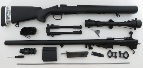 WELL MB4404 Upgrade Sniper Rifle -Roedale Deluxe Edition- (frei ab 18 J.)