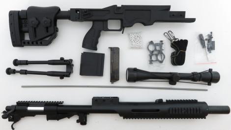 WELL MB4410D Sniper Rifle -Full Set < 0,5 J.
