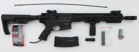 ICS CXP-UK1 HPA -schwarz- (frei ab 18 J.)