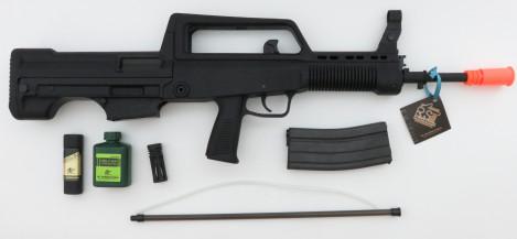 Real Sword Type 97 S-AEG, lang (frei ab 18 J.)