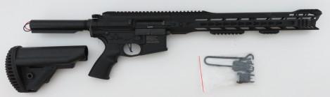 ICS M4 CXP M.A.R.S. Komodo S-AEG, schwarz  + ASCU (frei ab 18 J.) [ICS-300]