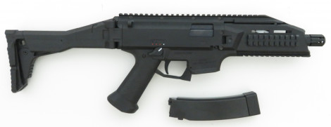 ASG CZ Scorpion EVO3 A1 S-AEG, Short Version < 0,5 J. (Downgrade)