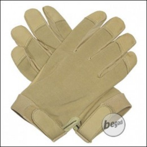 "BE-X Handschuhe ""lightweight"", Tan"