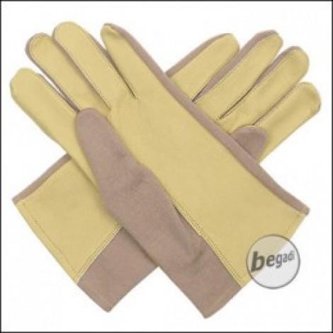 "BE-X NOMEX Handschuhe ""classic"" (kurz), khaki"