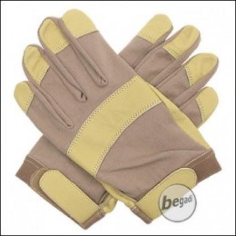 "BE-X Nomex Handschuhe ""Operator"", Tan"