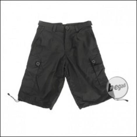 BE-X Outdoor Shorts, Schwarz