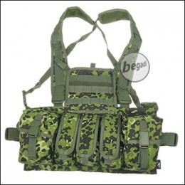 "BE-X ""TYR"" Chest Rig - dänisch tarn"