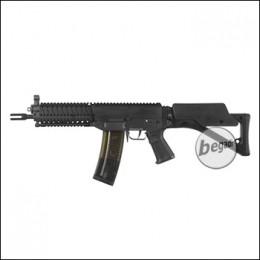 Schwaben Arms SAR Europa Sport CQB S-AEG, schwarz (frei ab 18 J.) [ICS-152]