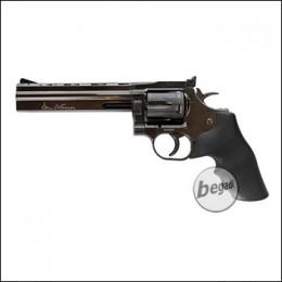 "Dan Wesson 715 6"" Revolver -stahlgrau-, Full Power (frei ab 18 J.)"