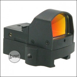 Mini Reddot mit Lichtsensor - schwarz