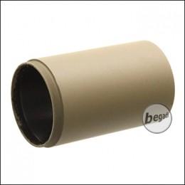Begadi 75mm Scope Extender für Zielfernrohre mit 40mm Objektiv - TAN