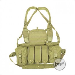 "BE-X ""TYR"" Chest Rig - Coyote Tan / MJK"