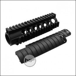 "5KU M4 7"" Carbine URX RAS Handguard"