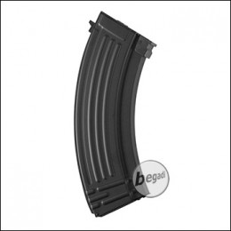 Battleaxe AK47 Flash HighCap Magazin (500 BBs) -schwarz-