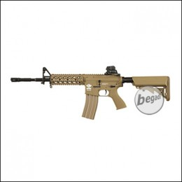 G&G CM16 Raider-L High Cycle Desert AEG < 0,5 J.