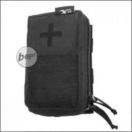 BE-X IFAK Tasche auf Abreißplatte - schwarz