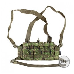 "BE-X Mikro Chest Rig ""G36 Edition"" - PenCott Greenzone"