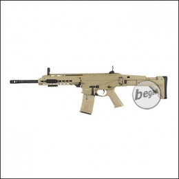 ICS CXP-APE S-AEG, long, in TAN (frei ab 18 J.) [IMT-231-1]