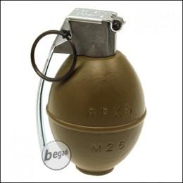 """G&G """"M26 FRAG"""" BB Behälter / Granaten Dummy"""