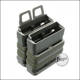 KYOU FAST MAG / Hartschalen Magpouch für G3 / M14 (7,62mm) - foliage