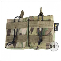 BE-X Open Mag Pouch, double, für HK417 - multicam