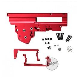 Begadi CNC Aluminium G36 QD Gearbox Shell -rot-